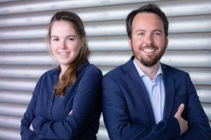 Carolin Schröer und Christian Pollack sind das Team von mein DIGITALreferent und vertreten mit ihrer Philosophie die Erkennung der Potentiale des öffentlichen Dienstes